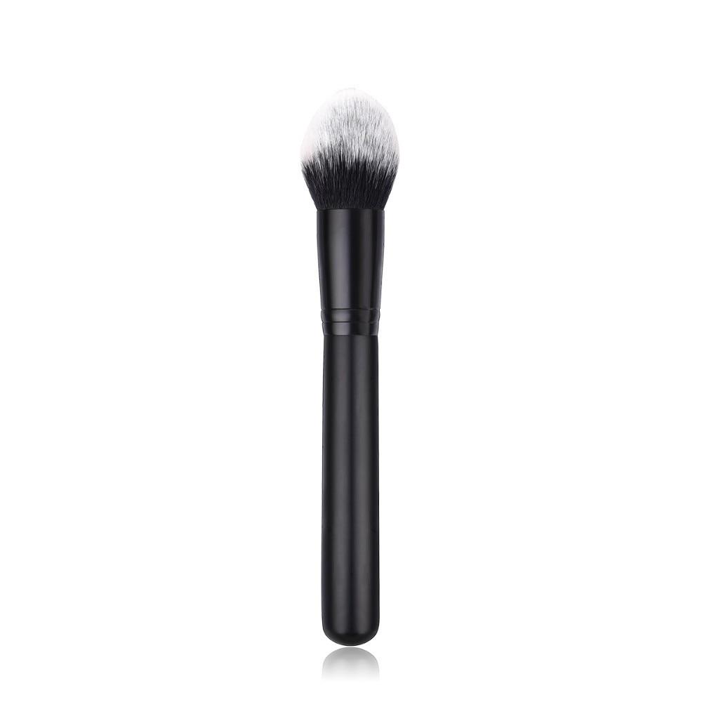 Rose Gold Powder Blush Makeup Brushes For Shading Foundation Base Contour Highlighter Make Up Brush Bronzer Concealer Cosmetic #6