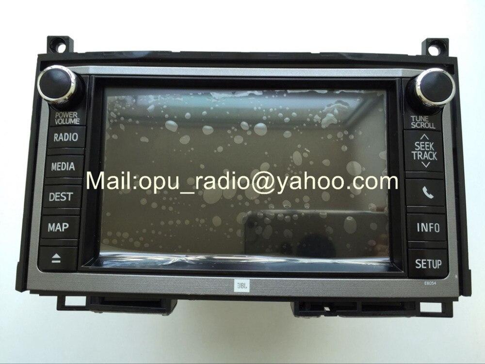 Original Jbl Radio Fujitsu 86107 0t040 13800 1890c101