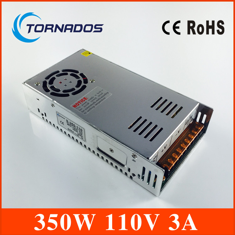 New Arrival Regulated DC 110V 3A 350W Power Supply Switching Driver  AC DC 110V For LED Light Strip display Screen LightingNew Arrival Regulated DC 110V 3A 350W Power Supply Switching Driver  AC DC 110V For LED Light Strip display Screen Lighting
