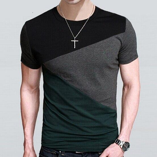 Chukar Bird Mens T Shirt Slim Fit Crew Neck T Shirt Men
