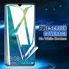 8D Full Soft Hydrogel Film For Huawei Mate 20 10 P20 P30 Lite Pro Cover Screen Protector Honor 20i 7X 8X 9 V20 SOFT