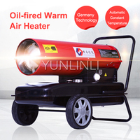 Industrial Oil fired Warm Air Heater Plant/Workshop/Green House Warm Air Blower Large Power Air Heating Device SPRY 50