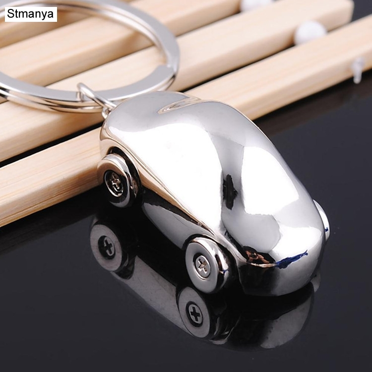 New Design Cool Luxury metal Keychain Car Key Chain Key Ring chain color pendant For Man Women Gift wholesale #17054