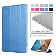 Cover Case For Xiaomi MiPad 4 Mi Pad4 Protective PU Leather Stand case For XIAOMI Mi Pad 4 MiPad4 8.0 inch Tablet PC Case covers pu leather cover case for xiaomi mi pad 4 mipad4 8 inch tablet protective smart case for xiaomi mi pad4 mipad 4 8 0 case cover