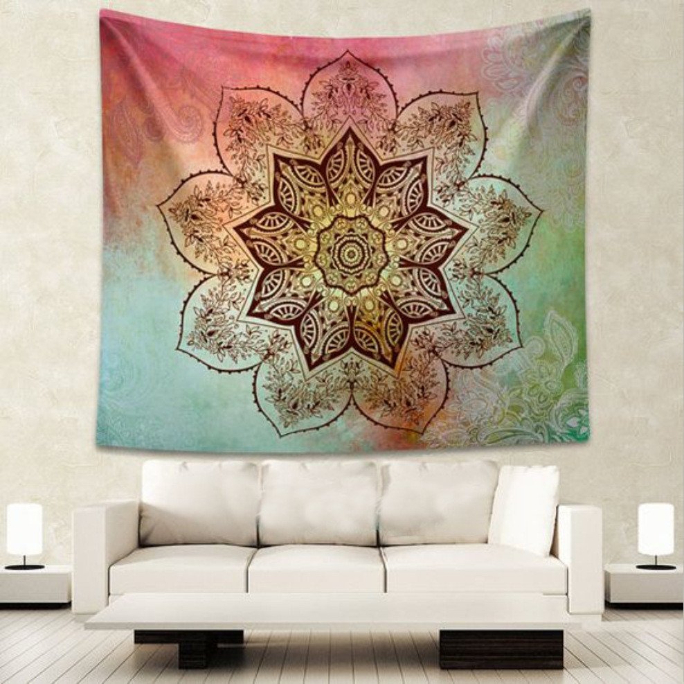 Nabstract world map tapestry wall hanging sandy beach picnic throw notesize maybe 1 2 cm error due to hand measure color maybe little different due to monitor thanks for your understanding gumiabroncs Images
