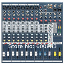 Pro 8 Channel Mixing Console DJ & Karaoke Mixer  EMP-8
