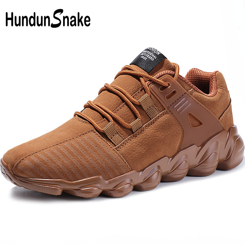 Hundunsnake Plus Size Male Shoes Adult Sports Shoes Men Autumn Mens Sneakers Mens Running Shoes Tennis Trainers Basket Homme G 6