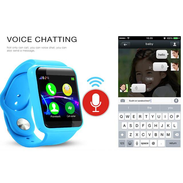 GPS Tracker G10A Kid Smart Watch IP67 Waterproof Fitness Watch inteligente relogio Tracker Monitor watches montre smart relogio