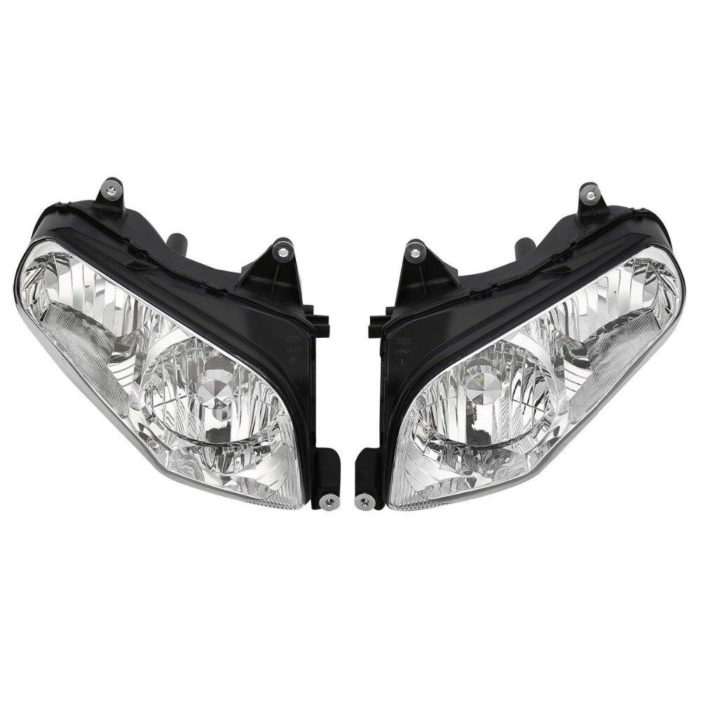 Motorcycle Koplamp Koplamp Lamp Montage Voor Honda Goldwing 1800 GL1800 2001 2011 10 09 08 07 06 05 04 03 02 - 4