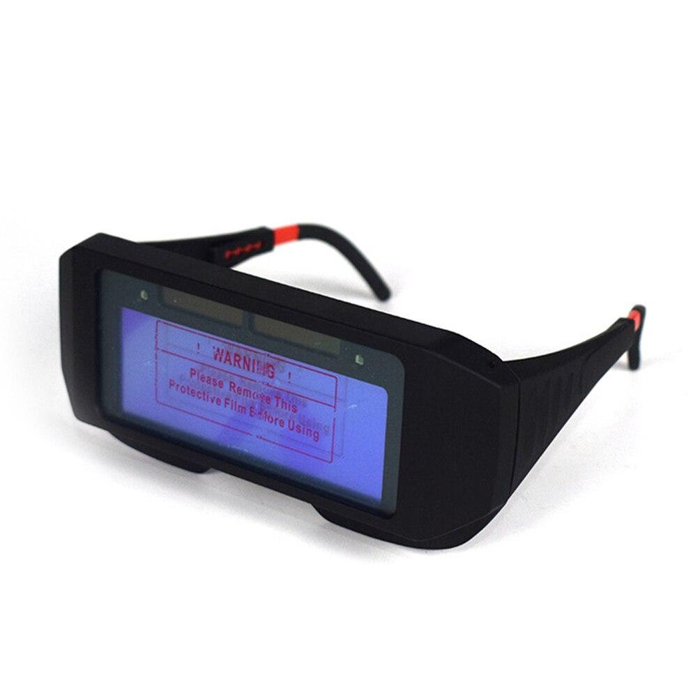 Защитная маска, очки для глаз, защитные очки, сварочный антибликовый шлем, автоматический Солнечный фотоэлектрический