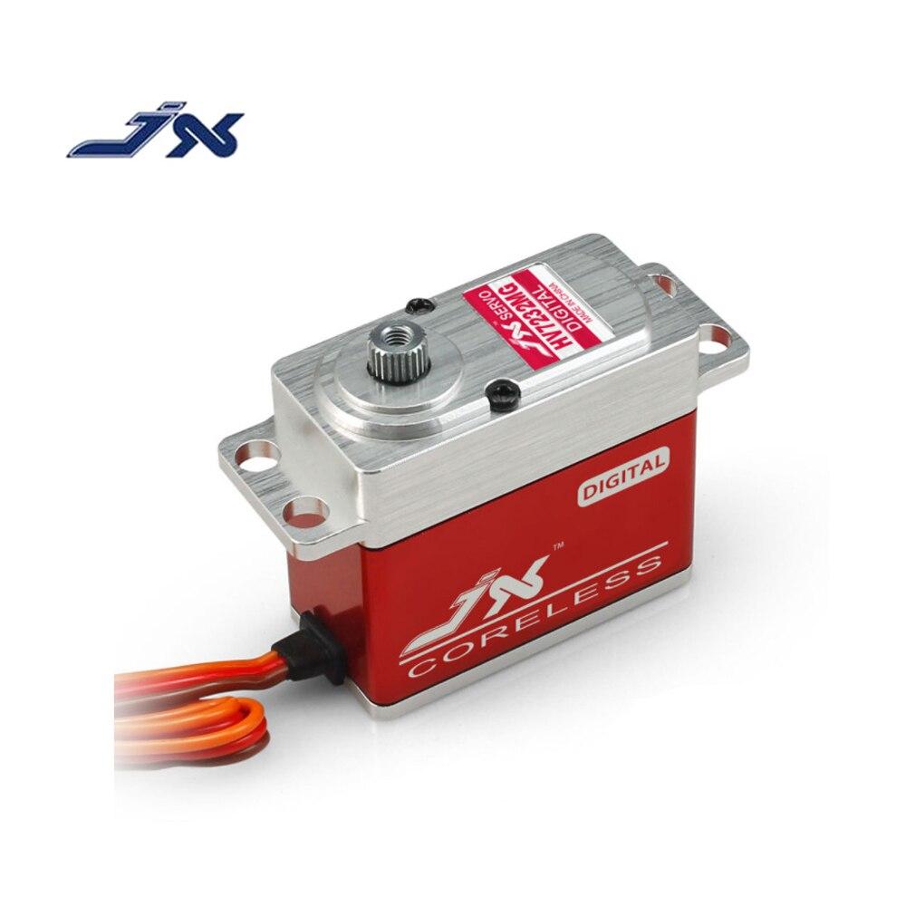 PDI-HV7232MG Servo JX 30 KG grand couple Servo numérique haute tension 180 degrés pour pièces d'hélicoptère RC