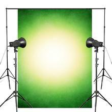 5x7ft الكلاسيكية الأخضر الأبيض التصوير خلفية الأطفال صور استوديو التصوير حائط الخلفية