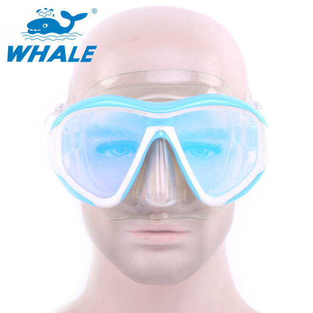 WHALE Brand,mergulho, Professional diving Mask for spearfishing,spearfishing scuba gear,swimming mask,oculos de mergulho