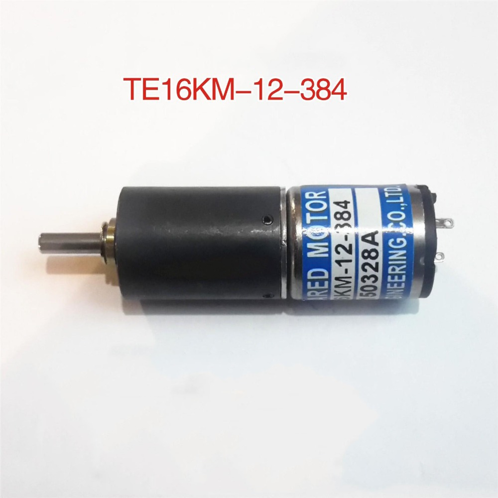 купить TE16KM-12-384 force excellent ratio RYOBI Liang Ming printing machine ink key motor ink motor motor по цене 5745.77 рублей