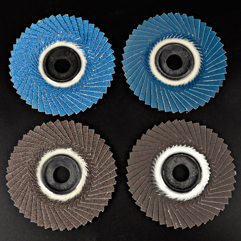 Zirconium Emery Cloth Wheel For Metal Grinding Wheel, Polishing Wheel Stainless Steel Mirror Glass Polishing Sheet Wheel