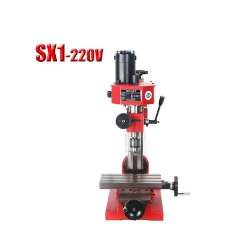 Супер X1/220 V прецизионная Миниатюрная модель проигрывателя профессиональная дрель/фрезерный станок/Сделай сам