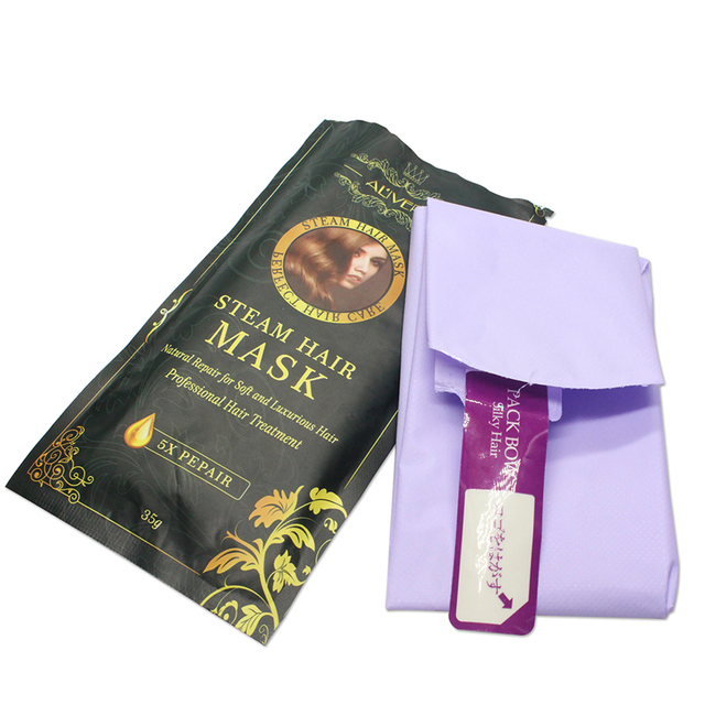 Steam Hair Mask for Women with Argan Oil