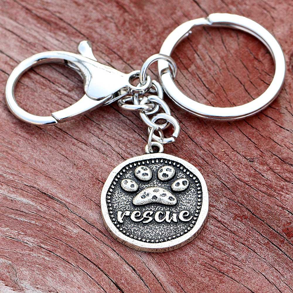 AuPra 2019 Pig Year Symbol Keyring Leather Farm Animal KeychainKey Ring Gifts