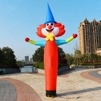 Air Dancers, inflator, inflatable cartoon, wavy clown, dancing balloon, puppet.