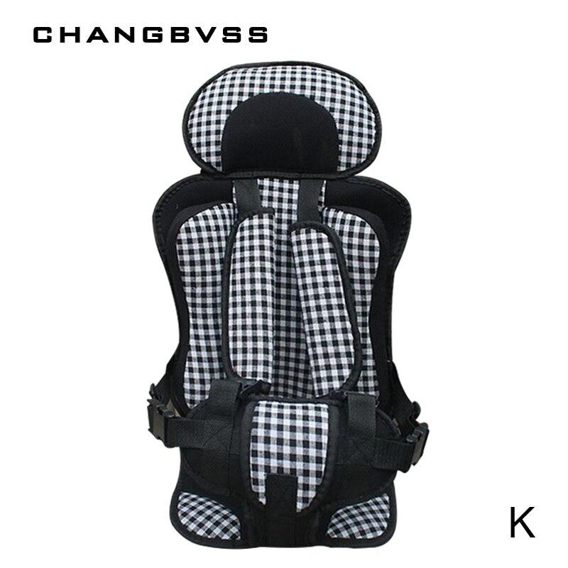 1 zu 12 jahre alte Kinder Sicherheit Sitzen Sitze Baby Schutz Sitzkissen Tragbare Infant Sitze Kinder Booster Stühle Reise matte