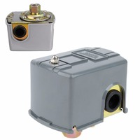 Water Pump Pressure Control Switch 40 60psi Adjustable Double Spring Pole Switches For 1 4 NPT