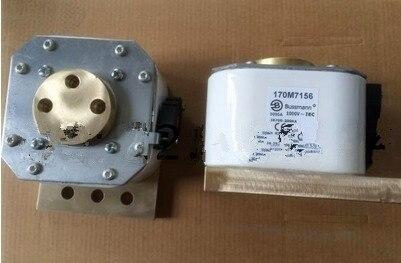 Free shipping 5pcs Fuses: 170M7156 3000A 1000V 4SBKN/90 aR 1000 pcs fast blow glass fuses 3 15a 250v 5mm x 20mm