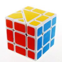 Magical Cube Puzlle Toys Cubo Magico Toy Learning Christmas Gift Education For Children