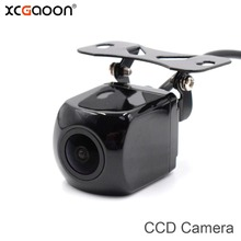 XCGaoon Q3 CCD HD Car Rear View Camera Waterproof 170 Degree Wide Angle Backup Camera Parking Reversing Assistance