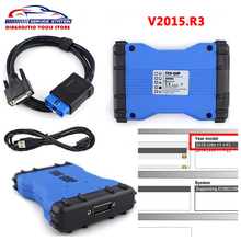 New VCI 2015.R3 with keygen TCS CDP Bluetooth / no Bluetooth Green board High Quality Factory Price CDP Pro 2015.3 TCS CDP