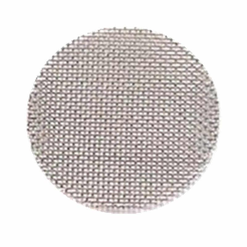 100 pçs multifuncional tubos de fumaça de aço inoxidável tubulação de água hookah filtros de metal tela gaze fumar acessório folha venda