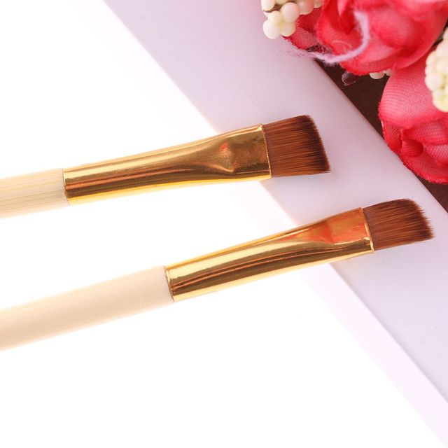 1Pc New Fashion Women's Double End Eyebrow Eyelash Brush Mascara Wands Makeup Cosmetic Applicator Makeup Tools Makeup Brushes