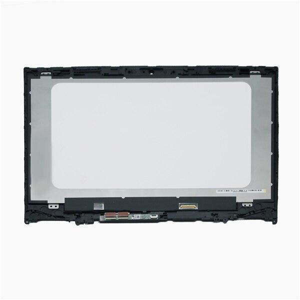 14 ''FHD LCD Écran Tactile Digitizer Assemblée Pour Lenovo Flex 5-14 w/Lunette 5D10N45602