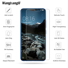 Wangcangli 2.5D Ultra-thin Anti-fall mobile phone film for VIVO Z1 tempered glass 9H screen protector