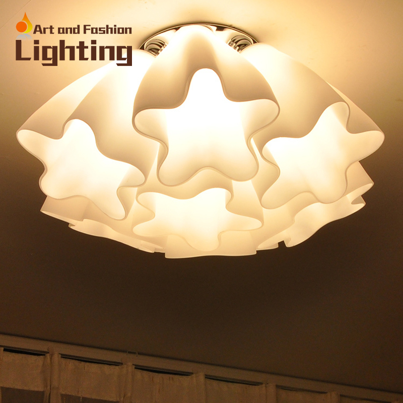New Design Ceiling Lights : Korean flower shape ceiling modern new design