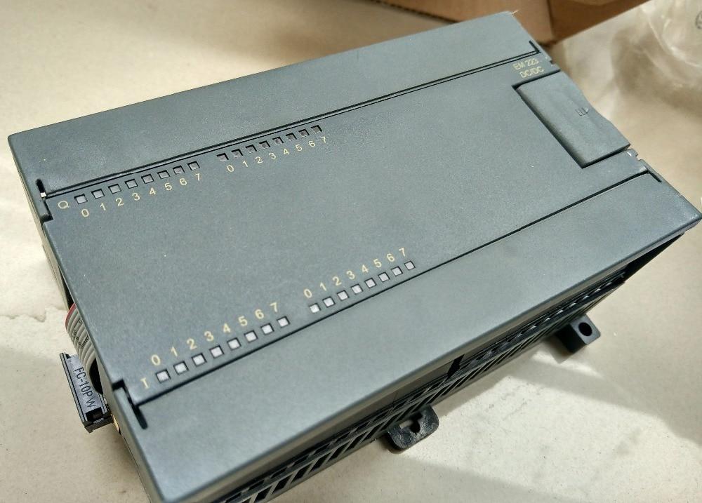 EM223-C16T16 Compatible S7-200 6ES7223-1BL22-0XA0 6ES7 223-1BL22-0XA0 PLC Module DC 24V 16 DI 16 DO transistor 6es7223 1bl22 0xa8 6es7 223 1bl22 0xa8 with free dhl