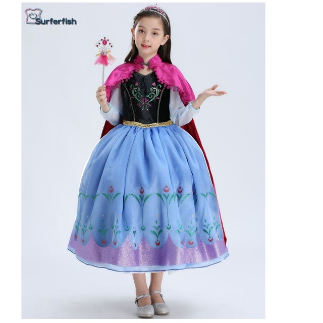 toddler girls kids x mas christmas halloween dress baby party dress holiday wear children clothing