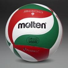 Розничная бренд расплавленный мягкий мяч касаться волейбол, VSM5000, размер 5 Соответствует качество волейбол бесплатно с сетчатой сумкой+ игла