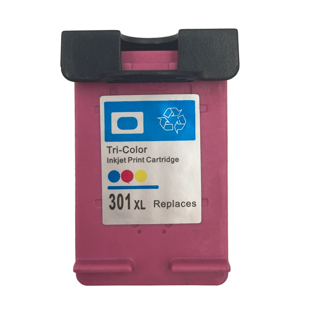 2017 non-OEM Ink Cartridge for HP 301 for HP 301 xl Deskjet 1050 2050 2050s 3050 for Envy 4500 4502 4504 5530 5532 5539 sta