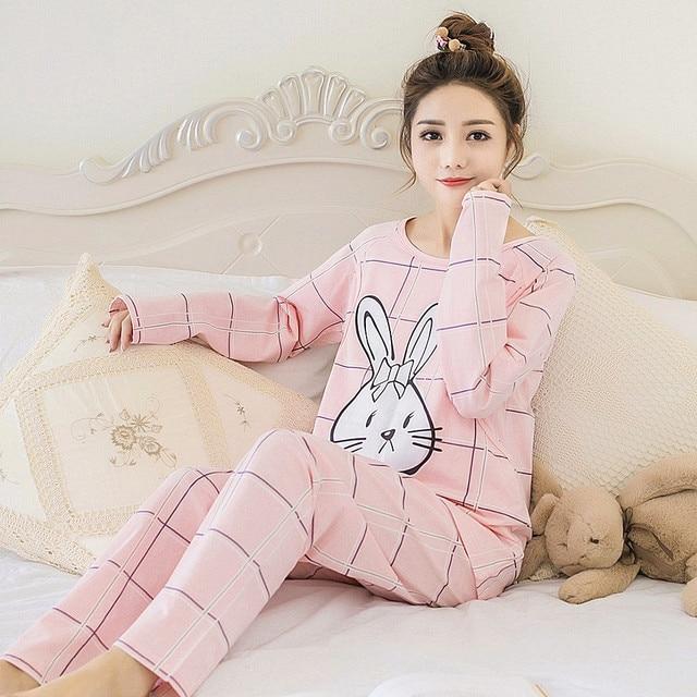 пижама для беременных пижама для кормления грудью ночное костюмы для беременных  ночнушка женская в роддом домашняя 6c36df51d36b0