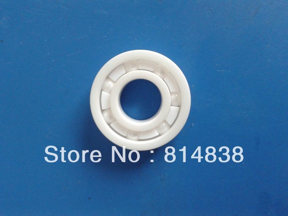 698 Ceramic Bearing 8x19x6 Zirconia  ZrO2 43 698
