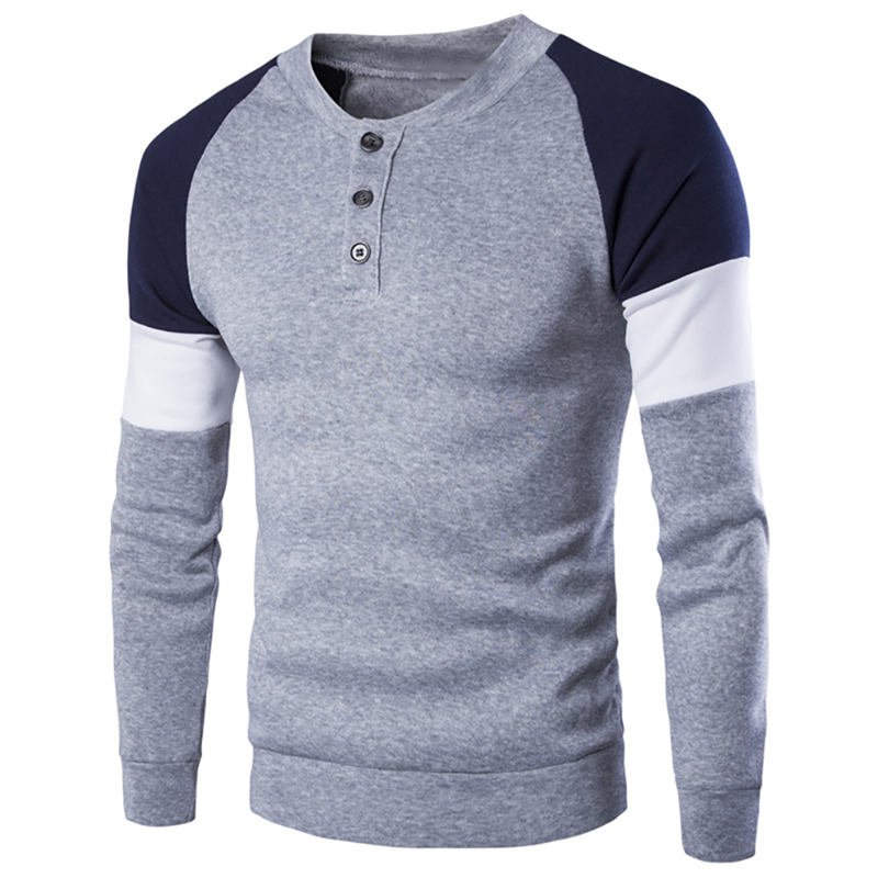 Stylish Gift Casual Cute Supplies Newest Unique Simple hoodies Men`s Stitching Item