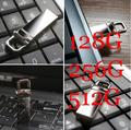 HOT New 100% Real USB Drives Flash 128 GB Pen Drive 256 GB Caneta drive Memoria Flash USB Stick de 512 GB 1 TB 2 TB de Armazenamento Em Disco U USB 2.0
