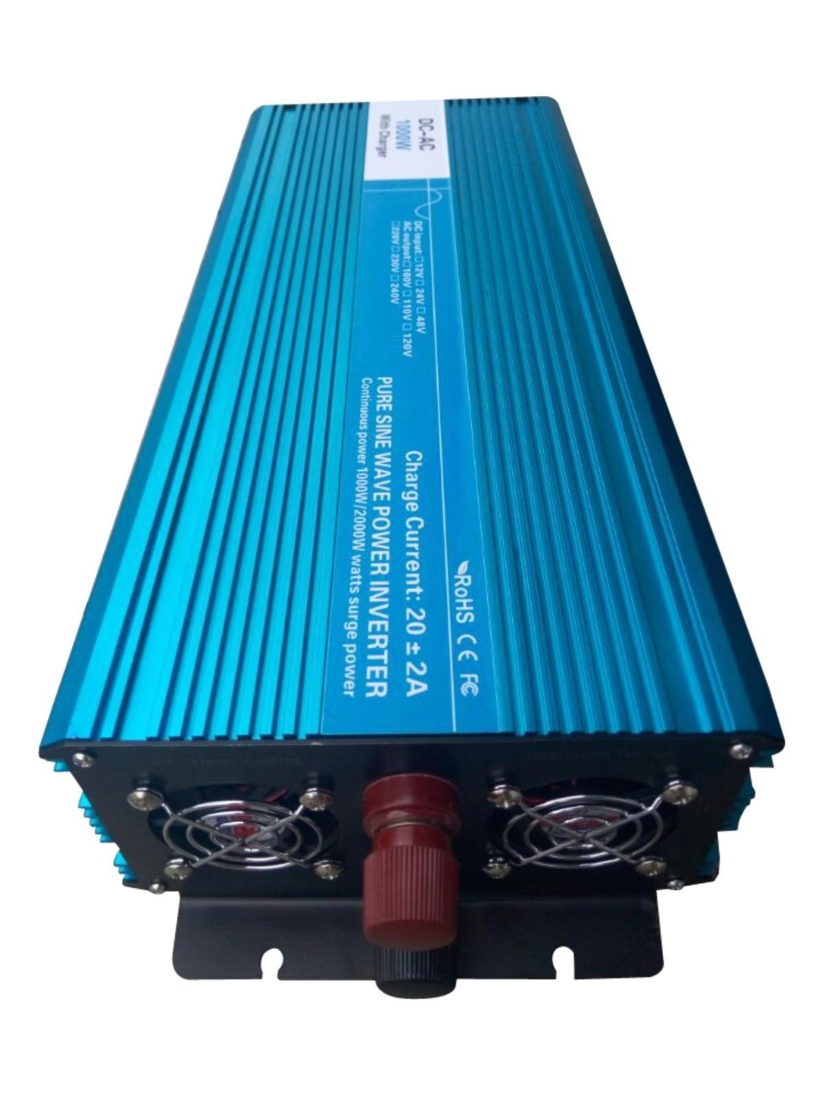 1500 w Puro Inverter A Onda Sinusoidale, DC 12 v/24 v/48 v Per AC 110 v/220 v, off-grid Inverter di potenza con il caricatore/UPS, Inverter Solare per la casa1500 w Puro Inverter A Onda Sinusoidale, DC 12 v/24 v/48 v Per AC 110 v/220 v, off-grid Inverter di potenza con il caricatore/UPS, Inverter Solare per la casa