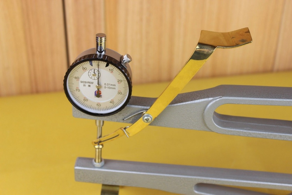 High Quality Violin Thickness Measure Tools Dial Indicator, Violin Making Tools
