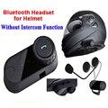Novo Capacete Da Motocicleta Do Bluetooth Fone de Ouvido Estéreo Fones de Ouvido Bluetooth Sem Fio À Prova D' Água BT Capacetes Da Motocicleta Mãos Livres Fone De Ouvido