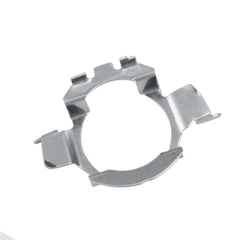 Oslamp H7 LED-kit Strålkastare Glödlampa Bashållare Adaptrar - Bilbelysning - Foto 3