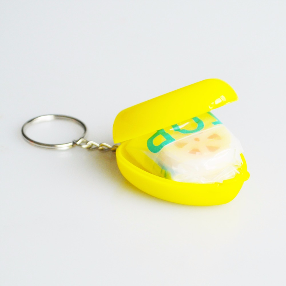100pcs CPR Face Shields Keyring One Way Valve First Aid Training CPR Mask Rescue