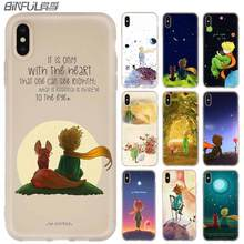 MLLSE little prince and the fox Phone Case FOR iPhone11 Pro