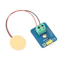 Simulation Piezoelectricity Ceramic Vibration Sensor Ceramic Piezo Vibration Sensor For Arduino