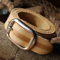 GENUINE LEATHER MEN'S BELTS cowskin belt for meal jeans Stylish 2018 new belt High quality personality retro style